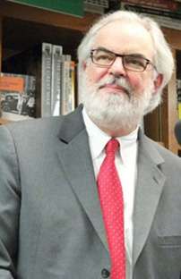 Photo of WJC at Polictics and Prose. Credit: Bruce Guthrie